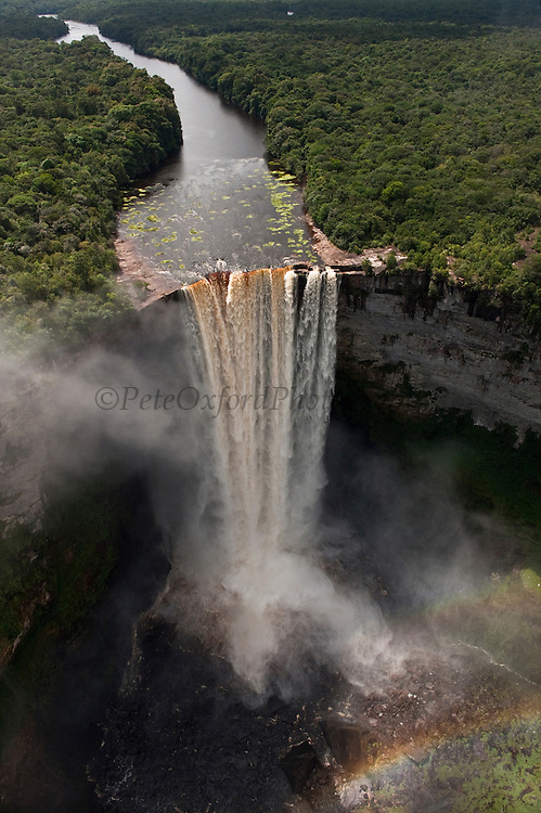 Kaieteur Falls <br />