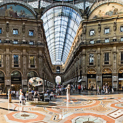 Italy, MILANO panoramic images