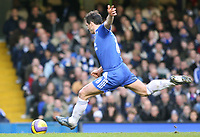 Lampard of Chelsea shoots
