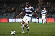 Queens Park Rangers midfielder Sandro during the Sky Bet Championship match between Queens Park Rangers and Sheffield Wednesday at the Loftus Road Stadium, London, England on 20 October 2015. Photo by Jemma Phillips.