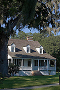 "The last remaining structure at the former coastal plantation at the Charles Pinckney National Historic Site in Mount Pleasant, SC. Charles Pinckney was a principal author and a signer of the United States Constitution and is often called the ""forgotten founder""."