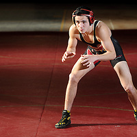 StarNews All-Area wrestler of the year, Ashley High Schools Joe Mondragon, photographed at Ashley High School in Wilmington, NC on Monday, March 2, 2015. Staff Photo by Mike Spencer/StarNews