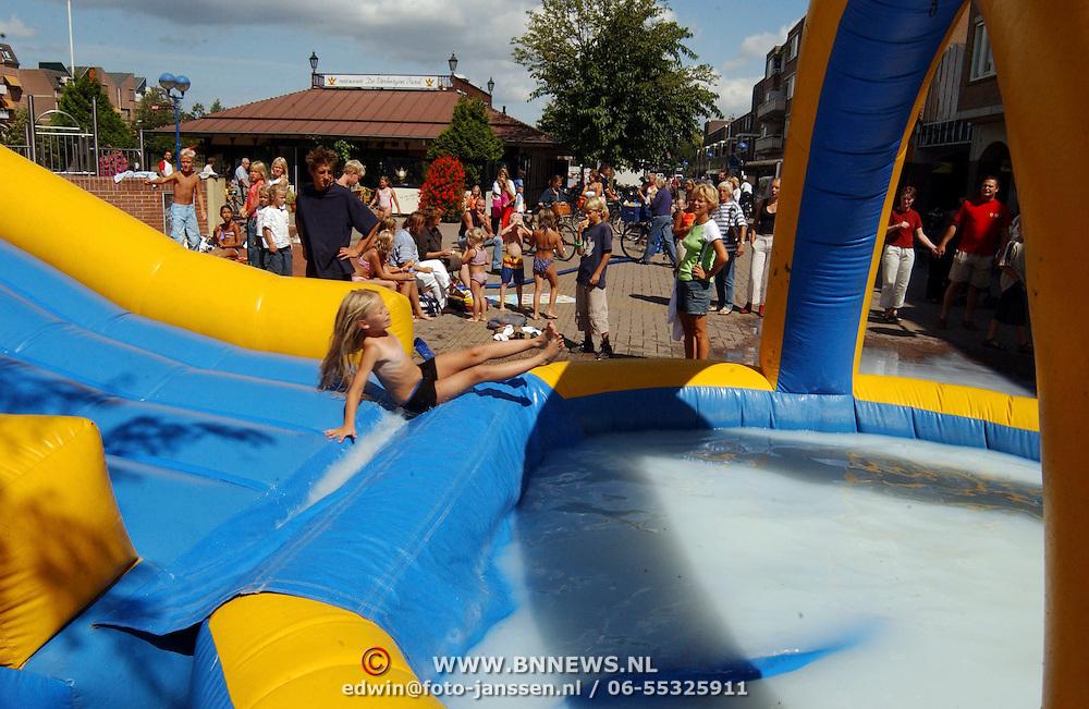 Fun & Aqua winkelcentrum Oostermeent Huizen