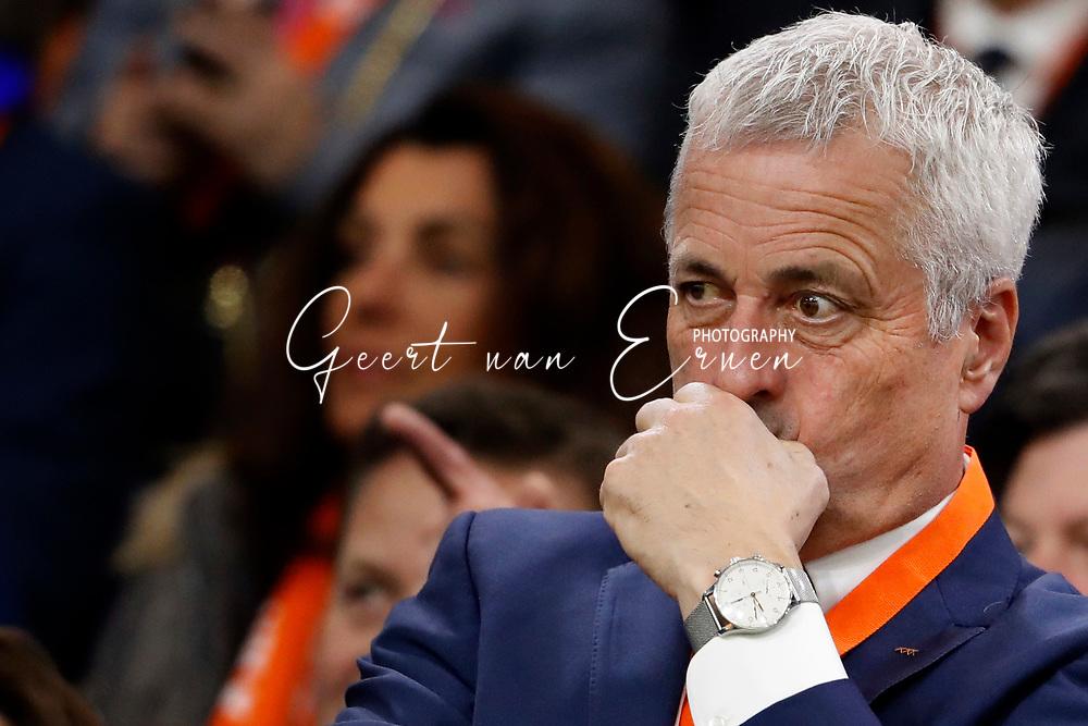 28-03-2017 VOETBAL:NEDERLAND - ITALIE:AMSTERDAM<br /> Commercieel directeur Jean-Paul Decossaux<br /> <br /> Foto: Geert van Erven