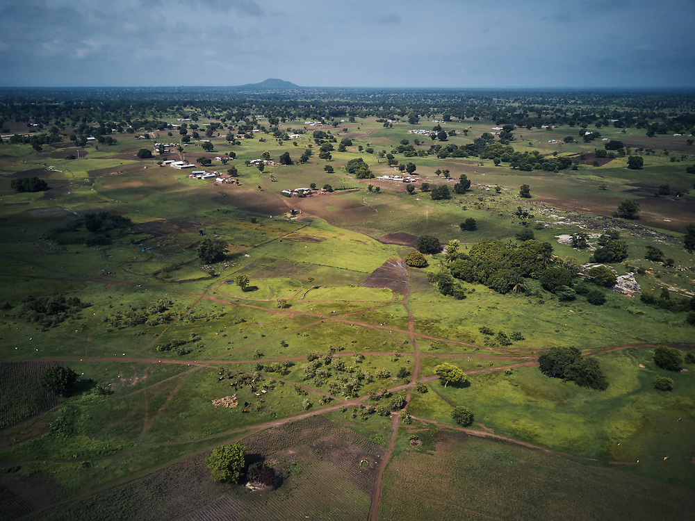 7/16/19/Tumbalug/ Ghana: For the past five years, Oxfam has been absent in Kpatia and Tambalug (2 communities in Garu Tempane District of the Upper East Region of Ghana).  This project is a visual documentary study on the impact of climate change on these farming communities, in the absence of fresh aid.