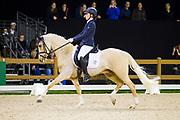 Lisa Bekkers - Anjershof Harmony<br /> Indoor Brabant 2017<br /> © DigiShots