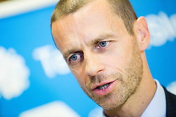 Aleksander Ceferin, president of NZS during  NZS Draw for season 2015/16 on June 23, 2015 in Brdo pri Kranju, Slovenia. Photo by Vid Ponikvar / Sportida