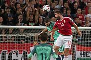 Portugal v Hungary - 3 Sep 2017