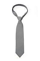 Tie on white background - studio shot