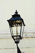 Gas light, Zagreb, Croatia