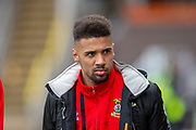 Nathan Austin (#9) of Inverness Caledonian Thistle FC makes his way to the dugout before the William Hill Scottish Cup quarter final match between Dundee United and Inverness CT at Tannadice Park, Dundee, Scotland on 3 March 2019.