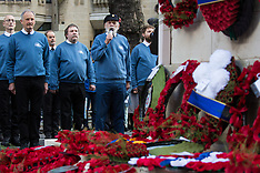 2019-11-10 Remembrance Sunday: Veterans for Peace UK