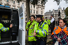 2014-10-25 Occupy Democracy protest continues at Parliament Square