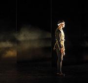Orpheus<br /> choreography by Will Tuckett<br /> <br /> Ballet Black <br /> Artistic director Cassa Pancho<br /> <br /> Damien Johnson (as Orpheus)<br /> <br /> <br /> Photograph by Elliott Franks
