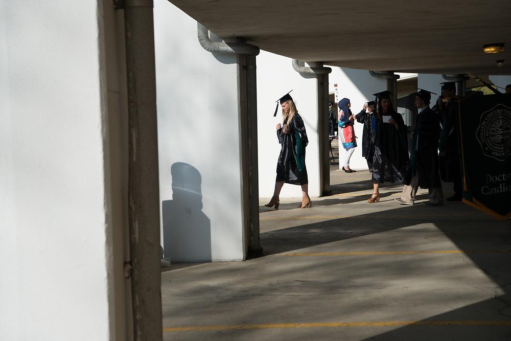 Gradute Commencement