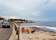 Waterfront in San Giorgio neighbourhood in Bari on 4 July 2019. Christian Mantuano / OneShot
