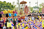 King Rama X Coronation Procession
