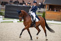 Van Peperstraten Daphne, NED, Greenpoint s Cupido<br /> Nederlands Kampioenschap Dressuur - Ermelo 2019<br /> © Hippo Foto - Dirk Caremans