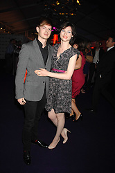 RICHARD JONES and SOPHIE ELLIS-BEXTOR at the 2008 Glamour Women of the Year Awards 2008 held in the Berkeley Square Gardens, London on 3rd June 2008.<br />