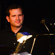 Drummer and PMAC faculty member Mike Walsh performs in Jazz Night 2013 at The Loft in Portsmouth, NH