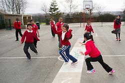 Primary school playground UK