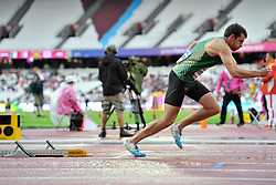 23/07/2017 : Paul Keogan (IRL), T37, Men's 400m, Final, at the 2017 World Para Athletics Championships, Olympic Stadium, London, United Kingdom