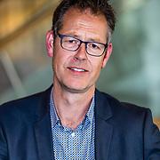 NLD/Hilversum/20170411 - Bert Kranenbarg radiopresentator
