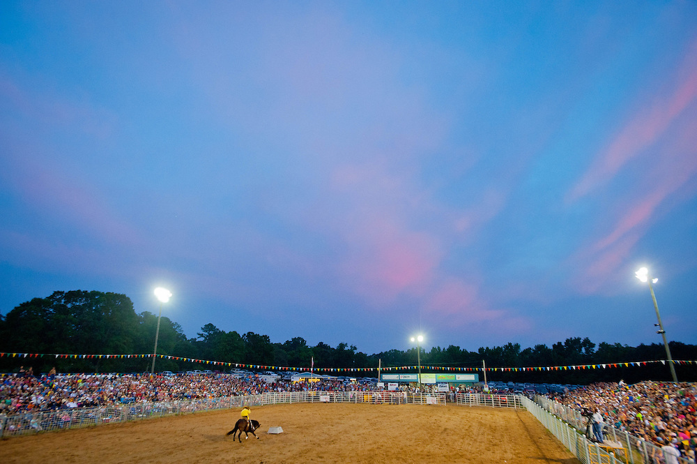 June 8, 2013; Shady Dale, GA, USA; 30th Anniversary of the Shady Dale Rodeo. Photo by Kevin Liles / kevindliles.com