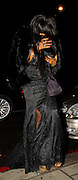 27.NOVEMBER.2007. LONDON<br /> <br /> SUPERMODEL NAOMI CAMPBELL AND F1 DRIVER LEWIS HAMILTON SPOTTED IN THE BACK OF THE CAR TOGETHER AND STOPPED AS SOON AS PHOTOS HAD BEEN TAKEN AND RAN INTO CHINA TANG RESTAURANT AT THE DORCHESTER HOTEL TRYING TO HIDE.<br /> <br /> BYLINE: EDBIMAGEARCHIVE.CO.UK<br /> <br /> *THIS IMAGE IS STRICTLY FOR UK NEWSPAPERS AND MAGAZINES ONLY*<br /> *FOR WORLD WIDE SALES AND WEB USE PLEASE CONTACT EDBIMAGEARCHIVE - 0208 954 5968*