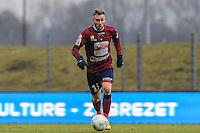 Thibault MOULIN - 24.01.2015 - Clermont / Chateauroux  - 21eme journee de Ligue2<br />Photo : Jean Paul Thomas / Icon Sport