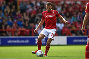 Jack Robinson (18) during the EFL Sky Bet Championship match between Nottingham Forest and Birmingham City at the City Ground, Nottingham, England on 17 August 2019.
