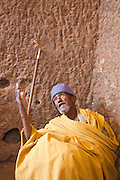 """Abba Sirak Desale, 5 days from Debre Tabor. He gave his age as """"I was 1 year old when the Italians occupied"""" which was in 1936."""