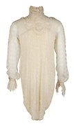 """Prince wardrobe and memorabilia; including Beaded Jacket from 'Under the Cherry Moon' to be auctioned  <br /> <br /> Prince's exquisitely made screen-worn beaded jacket from the 1986 film 'Under the Cherry Moon' will be auctioned by Boston-based RR Auction. <br /> <br /> The stunning lace jacket is covered in intricate, shimmering beadwork and faux pearls, and features a bolero-style front with a long, cape back. The jacket is easily photo-matched to the scene in the film where Prince and Mary are in the convertible under the full moon. <br /> <br /> """"This piece has never been laundered due to the delicate beading, and Prince's makeup is still present on the collar,"""" said Robert Livingston, Executive VP at RR Auction. <br /> <br /> Under the Cherry Moon was Prince's second movie as an actor (following Purple Rain), and his directorial debut. The soundtrack—the Parade album—was released to wide acclaim and featured Prince classics including 'Kiss,' 'Mountains,' and 'Girls & Boys.' Boasting ironclad provenance, this is a one-of-a-kind, elaborate wardrobe piece from one of Prince's films of the 1980s.<br /> <br /> The jacket originates from the collection of Prince's assistant, Therese Stoulil.  """"He was an extremely smart, articulate man with a very, very quick wit. He was driven by his creativity—there was always the next record, the next video, the next tour—it was 24/7,"""" said Stoulil in a statement posted on the auction house web site.  """"I will treasure those memories as well as the lifelong friendships I have to this day because of Prince and working at Paisley Park,"""" added Stoulil.<br /> <br /> """"This is a one-of-a-kind wardrobe piece from one of Prince's films of the 1980's— making it highly collectable,"""" said Robert Livingston Executive VP at RR Auction.<br /> <br /> Additional highlights include:<br /> <br /> Prince's black-and-white striped bolero jacket designed by Stacia Lang for the 1993 Act II Tour of Europe, made of a fine silk and featuring two black butt"""