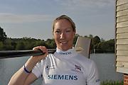 Caversham, Great Britain,  Debbie FLOOD, GB Rowing media day at the Caversham Training Centre. GB Rowing Training centre. Monday,  17/05/2010 [Mandatory Credit. Peter Spurrier/Intersport Images]