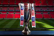 London: EFL Sky Bet championship play off final trophy 1 May 2017