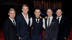 29 JAN 2015 Collabro at Cliffs Pavillion, Southend
