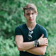 Justin Taylor Moore: Portraits