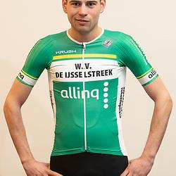25-02-2020: Wielrennen: Teampresentatie IJsselstreek; Harderwijk <br /> Arjan Hofman