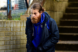 Stuart Sinclair of Bristol Rovers arrives at Roots Hall prior to kick off - Mandatory by-line: Ryan Hiscott/JMP - 02/02/2019 - FOOTBALL - Roots Hall - Southend-on-Sea, England - Southend United v Bristol Rovers - Sky Bet League One