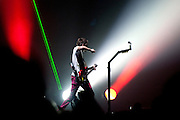 Muse performing at the Schottenstein Center in Columbus, OH on October 12, 2010