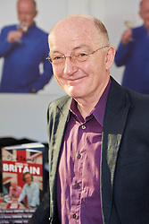 © Licensed to London News Pictures.  15/11/2013. LONDON, UK. Wine expert Oz Clarke (pictured) at the BBC Good Food Show held in Olympia Exhibition Hall. The event opens today and runs until Sunday 17 November. Photo credit: Cliff Hide/LNP