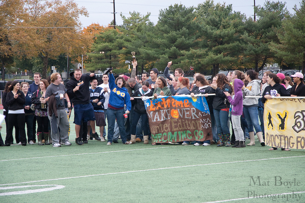 Rowan University Homecoming on October 24, 2009.