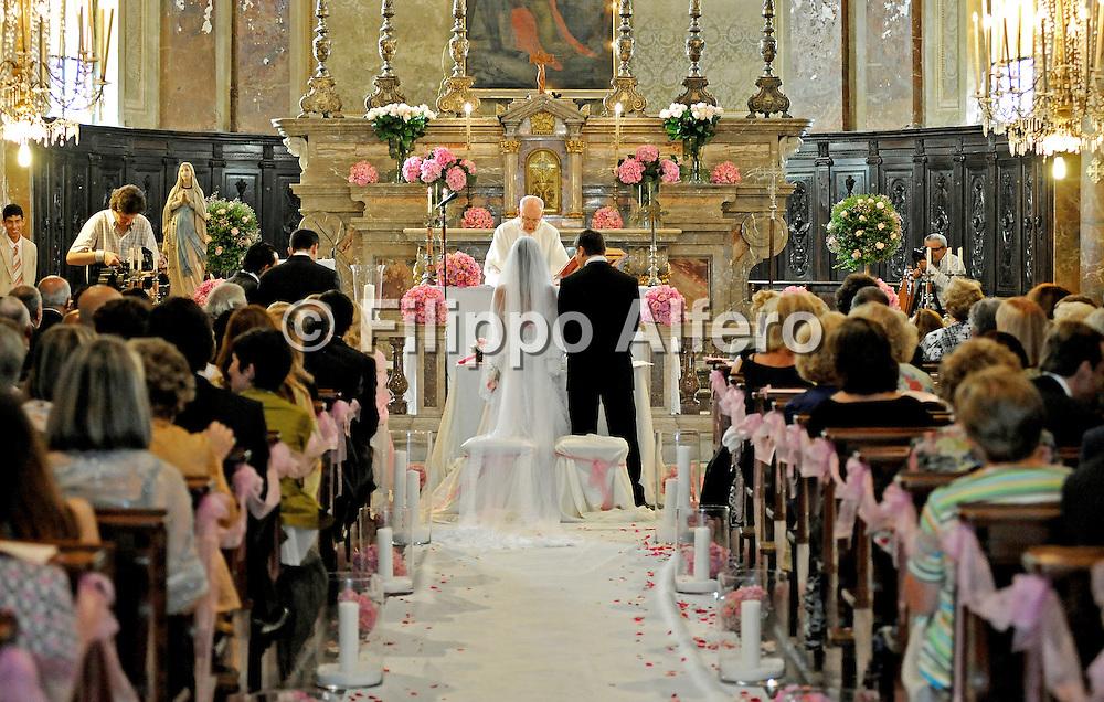 &copy; Filippo Alfero<br /> Marina e Riccardo