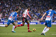 Espanyol v Athletic Club de Bilbao  - 14 January 2018