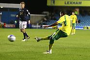 Millwall v Norwich 091110