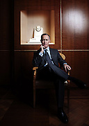 FRANCESCO TRAPANI / President of LVMH Watches & Jewelry for The New York Times