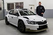 Marco Gersager Skoda Fabia R5 Photo Session 2019