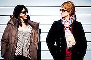 Jenny and Sarah april 2013