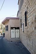 Israel, Upper Galilee, The Druze village of Peki'in. The Greek Orthodox Church built 1894