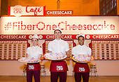 07/30/2015 FiberOne Cheesecake Cafe in Grand Central Terminal